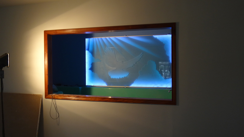Edge Lit Mirrors 2 S Bumbera Glass Etching Glass